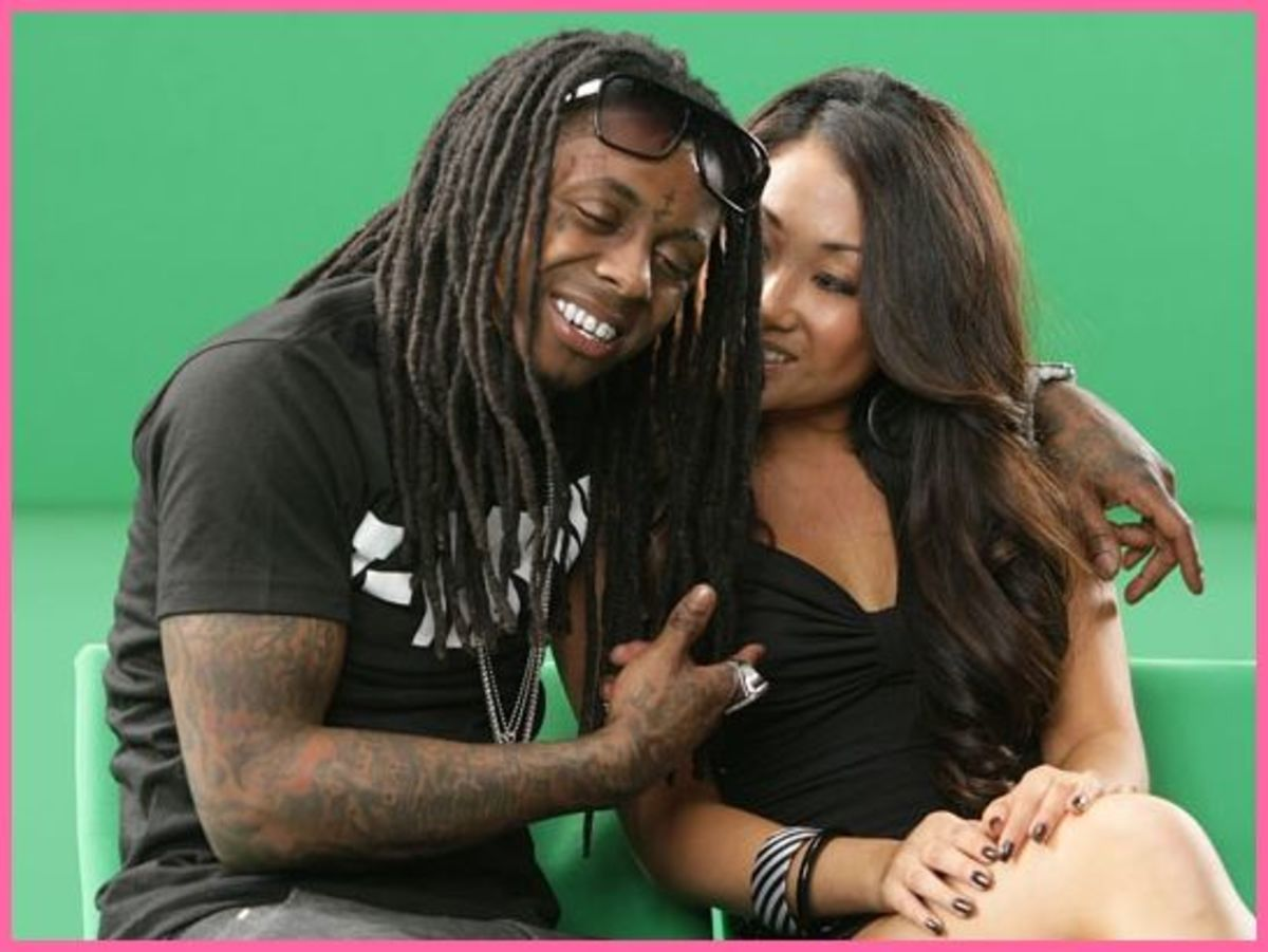 Lil Wayne And Second Baby Mama Sarah B. AKA Ashley Cruz