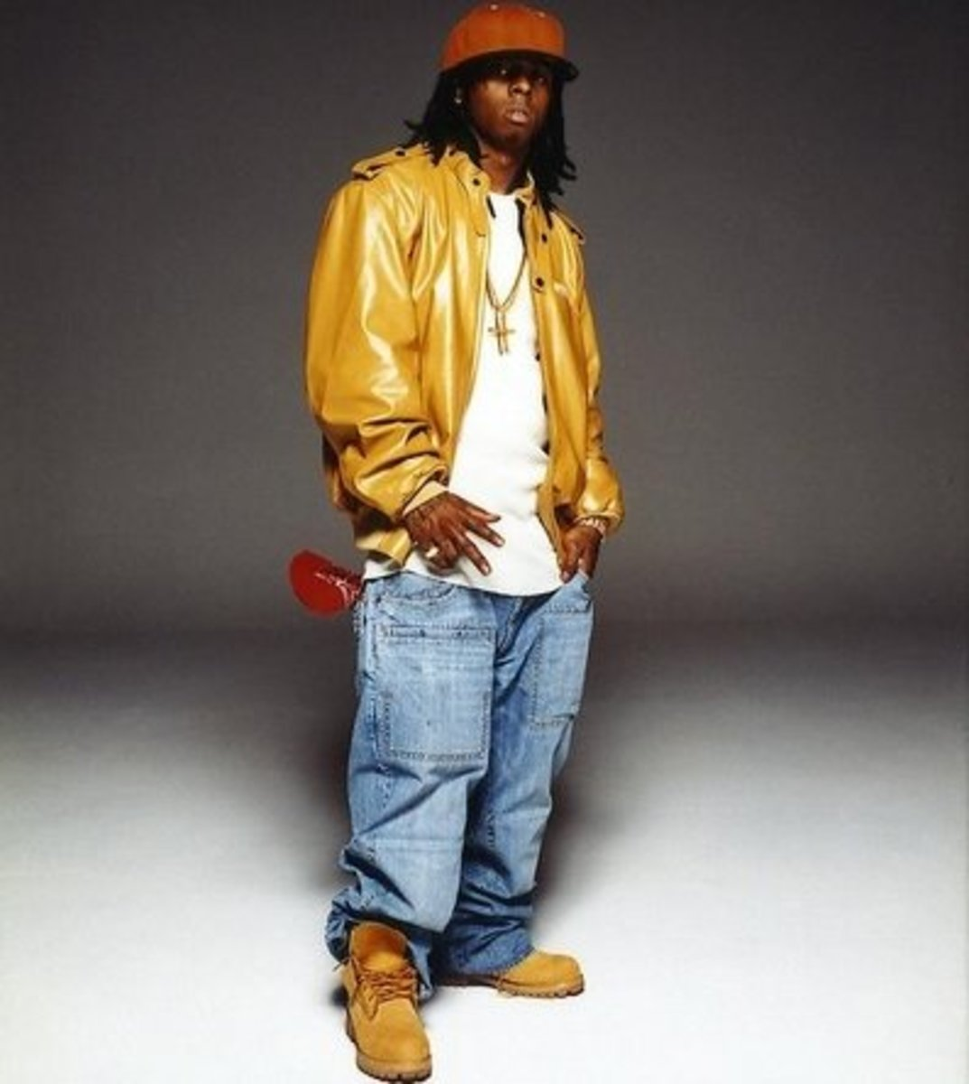 Lil Wayne In His Younger Days