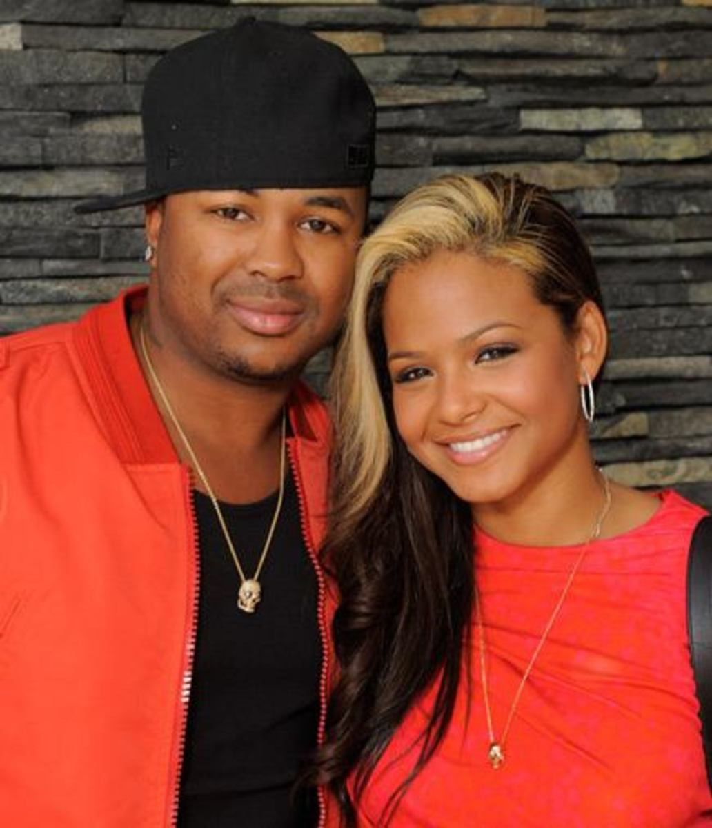 The Dream, Nivea's Ex-Husband And Baby Daddy Of Her Three Kids And His Fiance' Singer Christina Millian