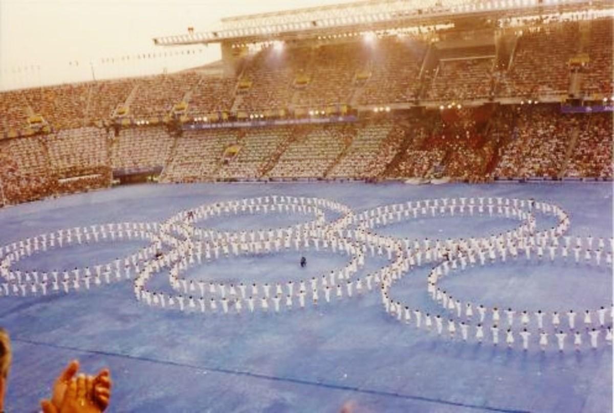 Symbol of the Olympics