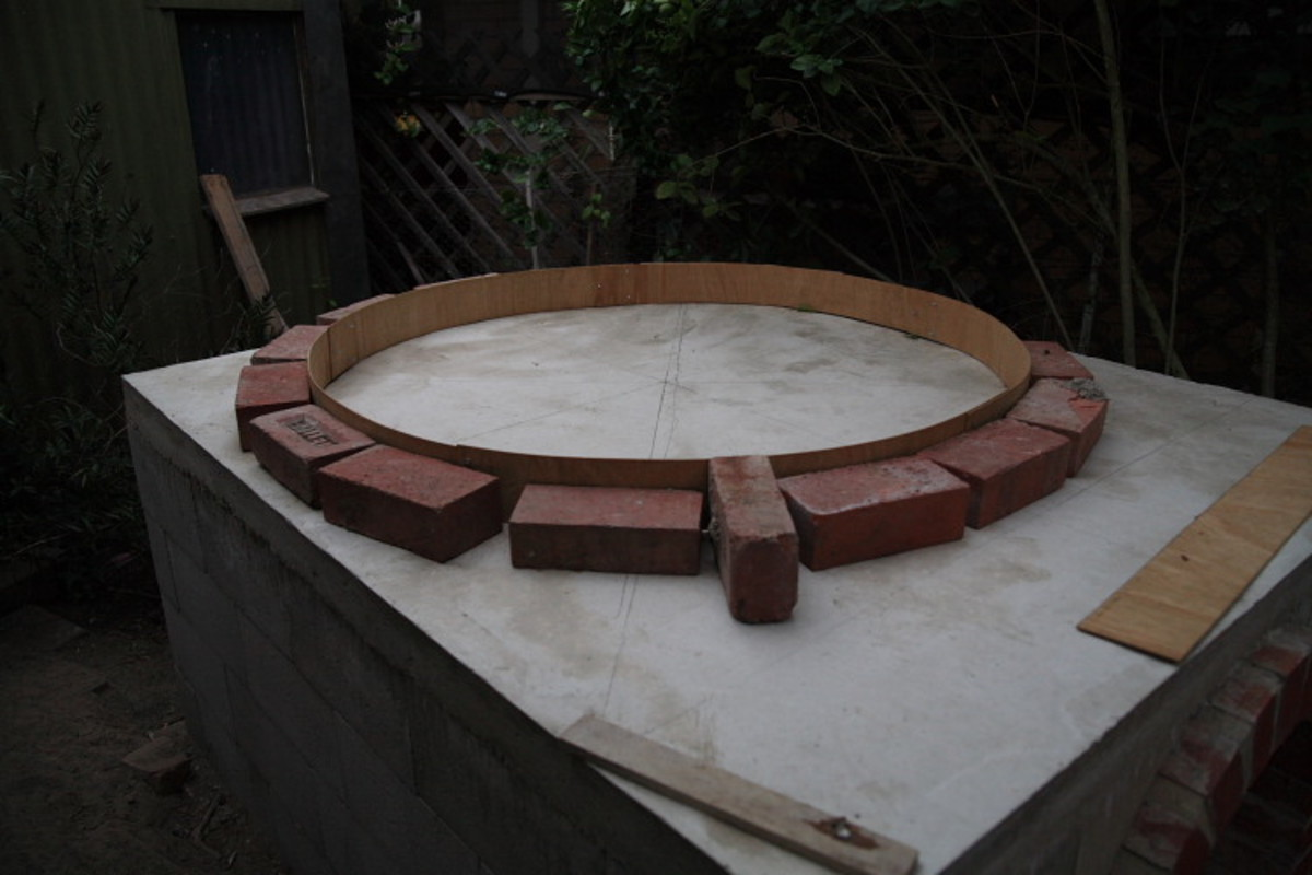Part of the form for the insulation