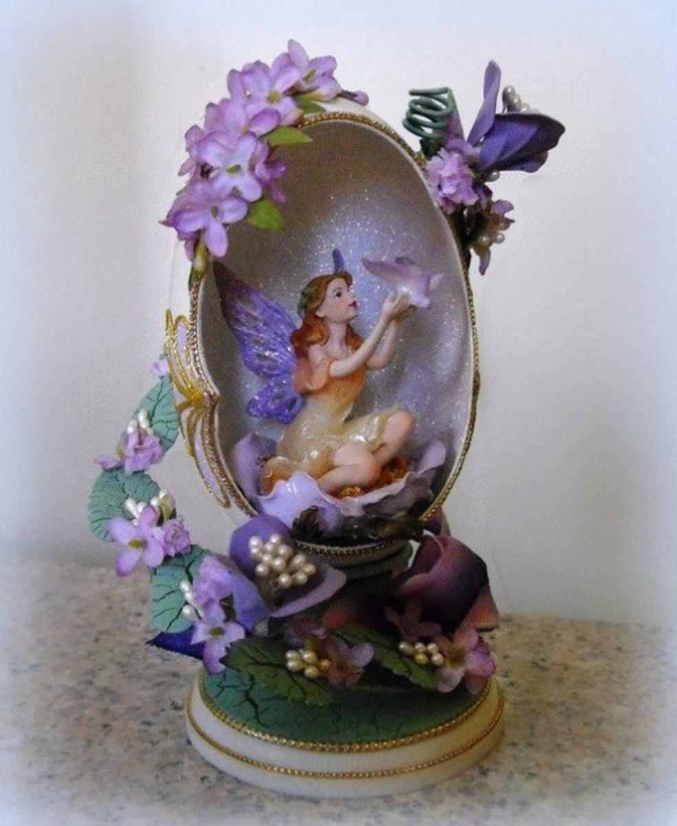 decorative goose egg