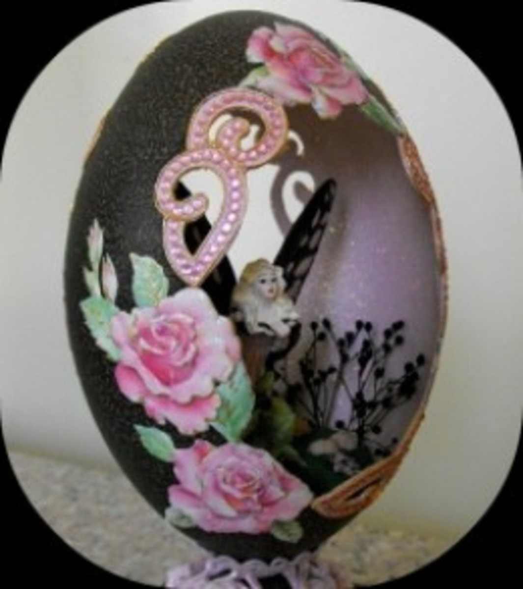 Lorinda's Egg Creations