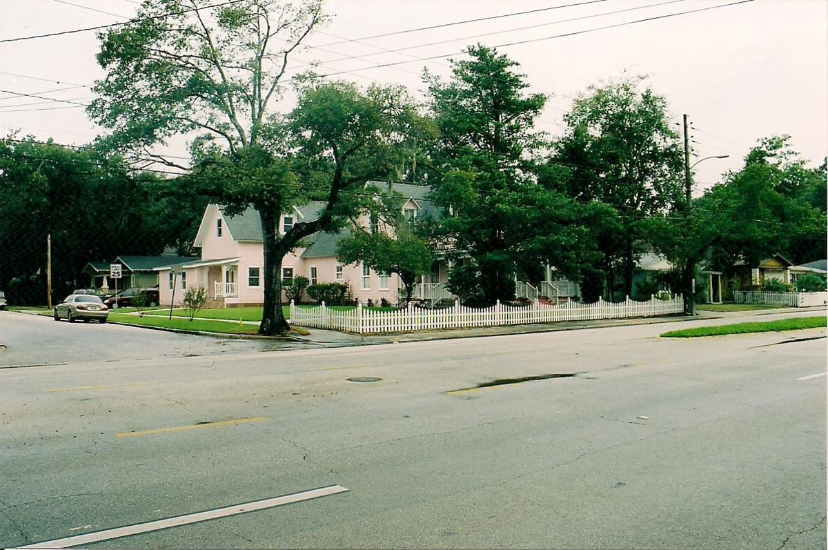 PRINCETON HOUSE TODAY