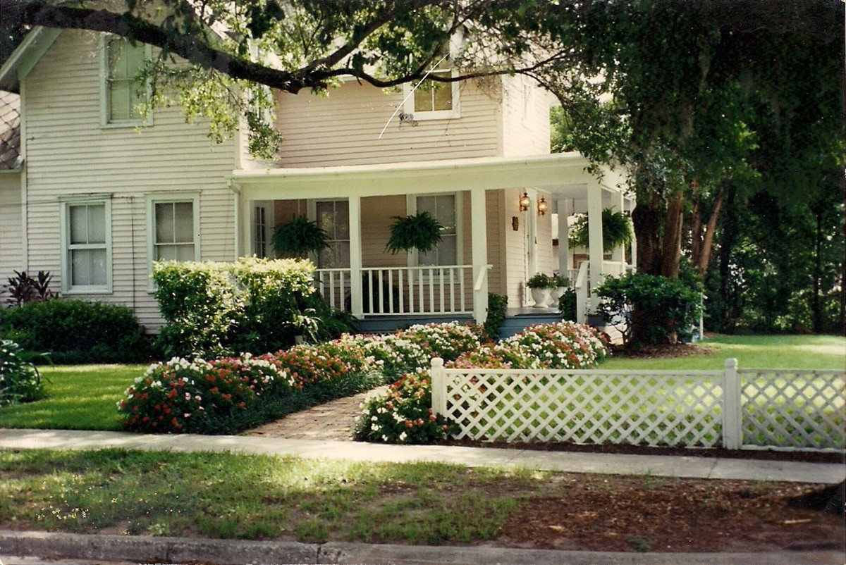 PRINCETON HOUSE 2000
