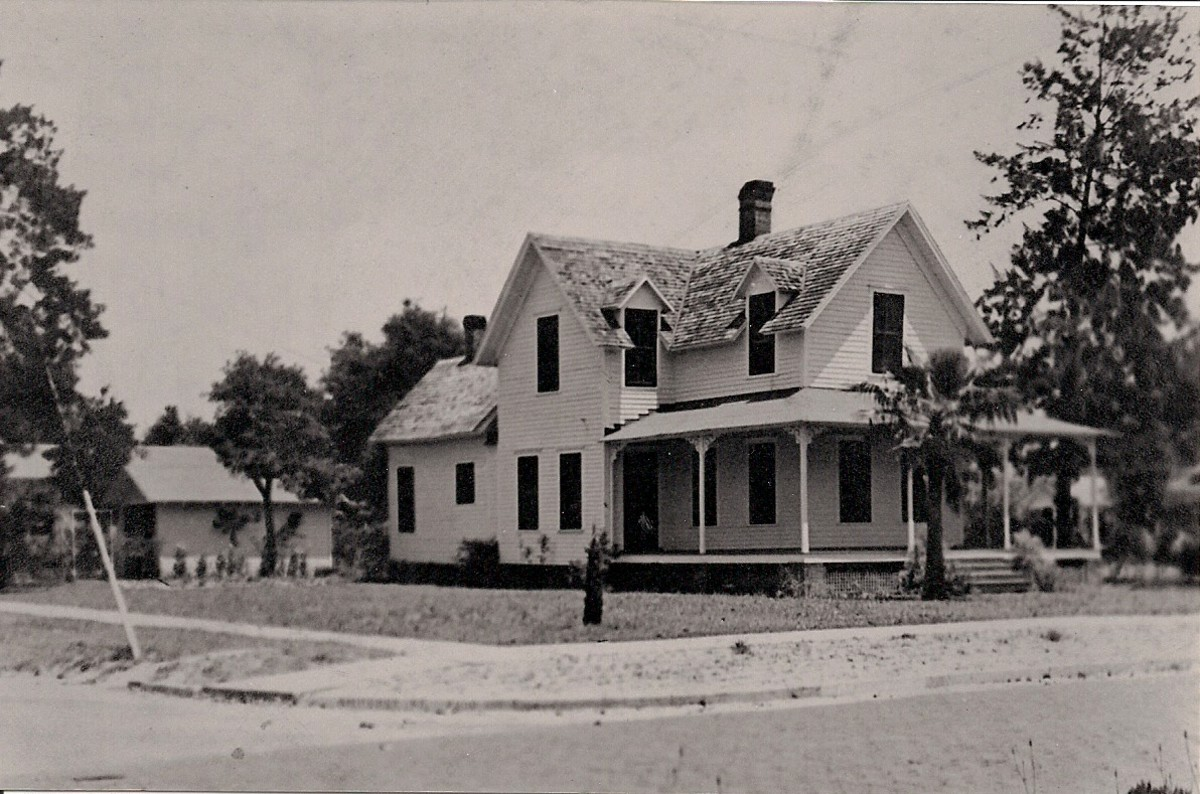 PRINCETON HOUSE IN 1927