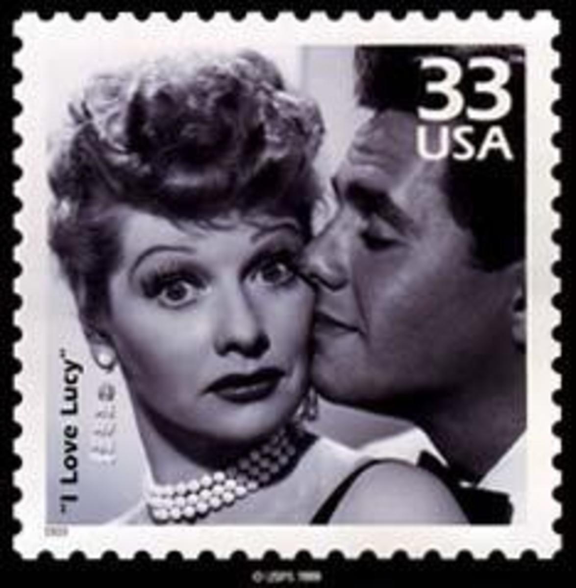 I Love Lucy - Lucille Ball - Desi Arnaz