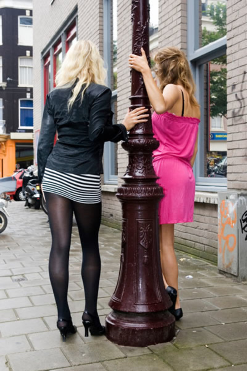 The Top 5 European Destinations (With Legal Prostitution)