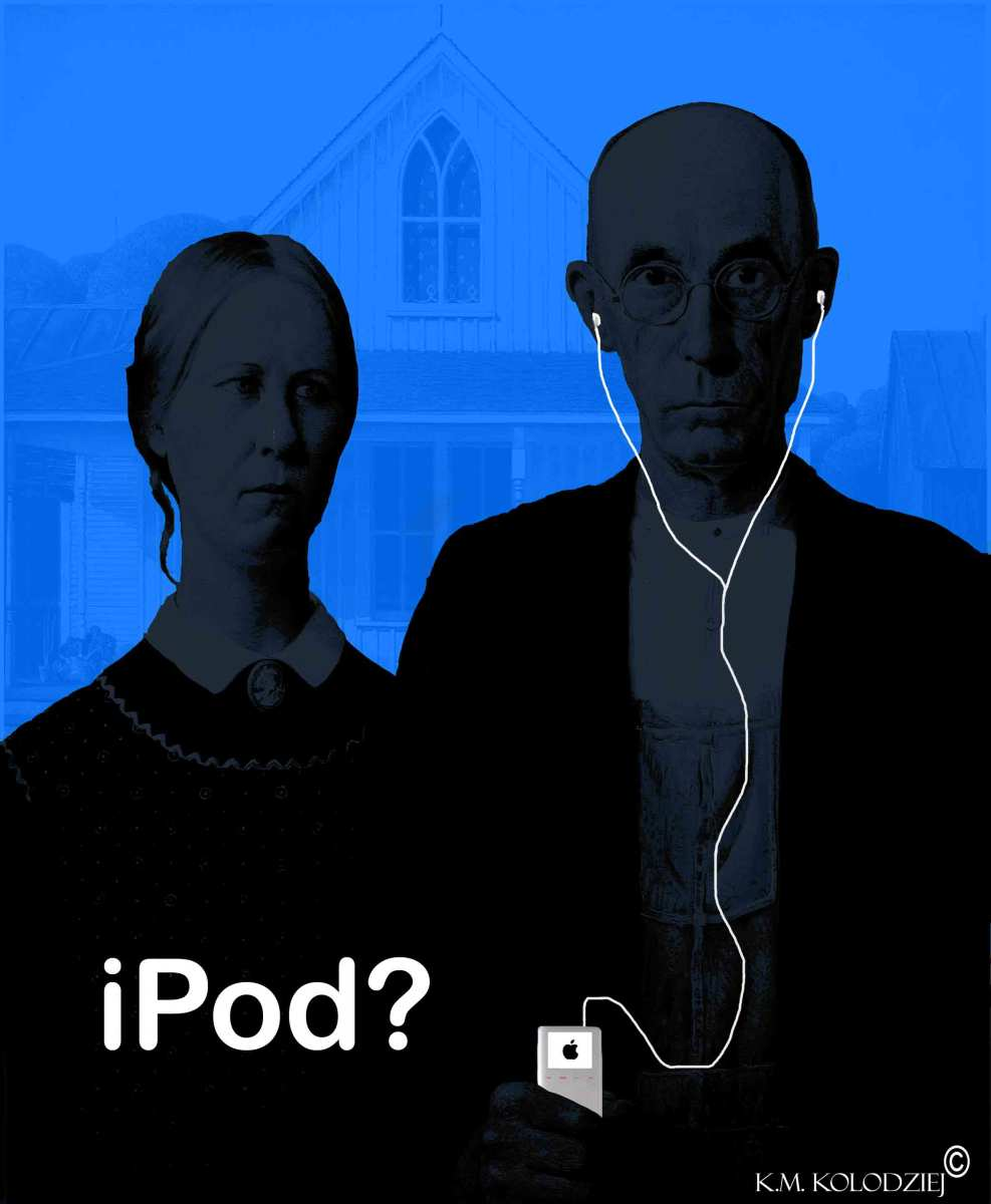 Ipods: Technology has always existed. These new discoveries give our technologies a life expectancy or a death sentence. Technologies have been changing, and they are evolutions of solutions to our needs - they change because they never fully satisfy