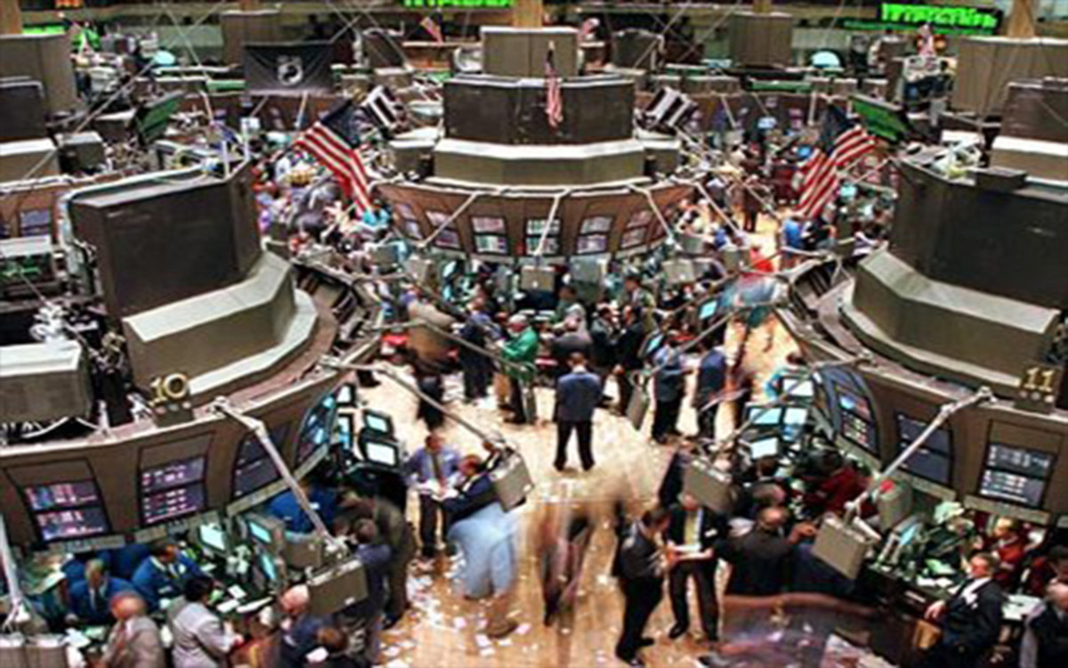Wall Street does buying and selling bonds, and traders assume these vales are correct; technology is mandating their business; therefore, technology controls their lives, and this is the definition of Technopoly
