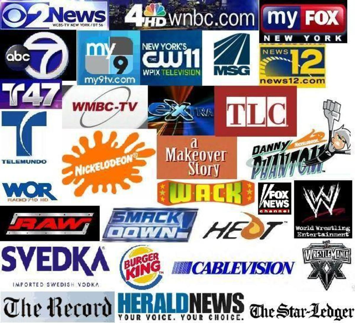 All these channels vie for International Wrestling Federation Wrestling(IWF) so to be able to deliver it as entertainment to millions watching wretling