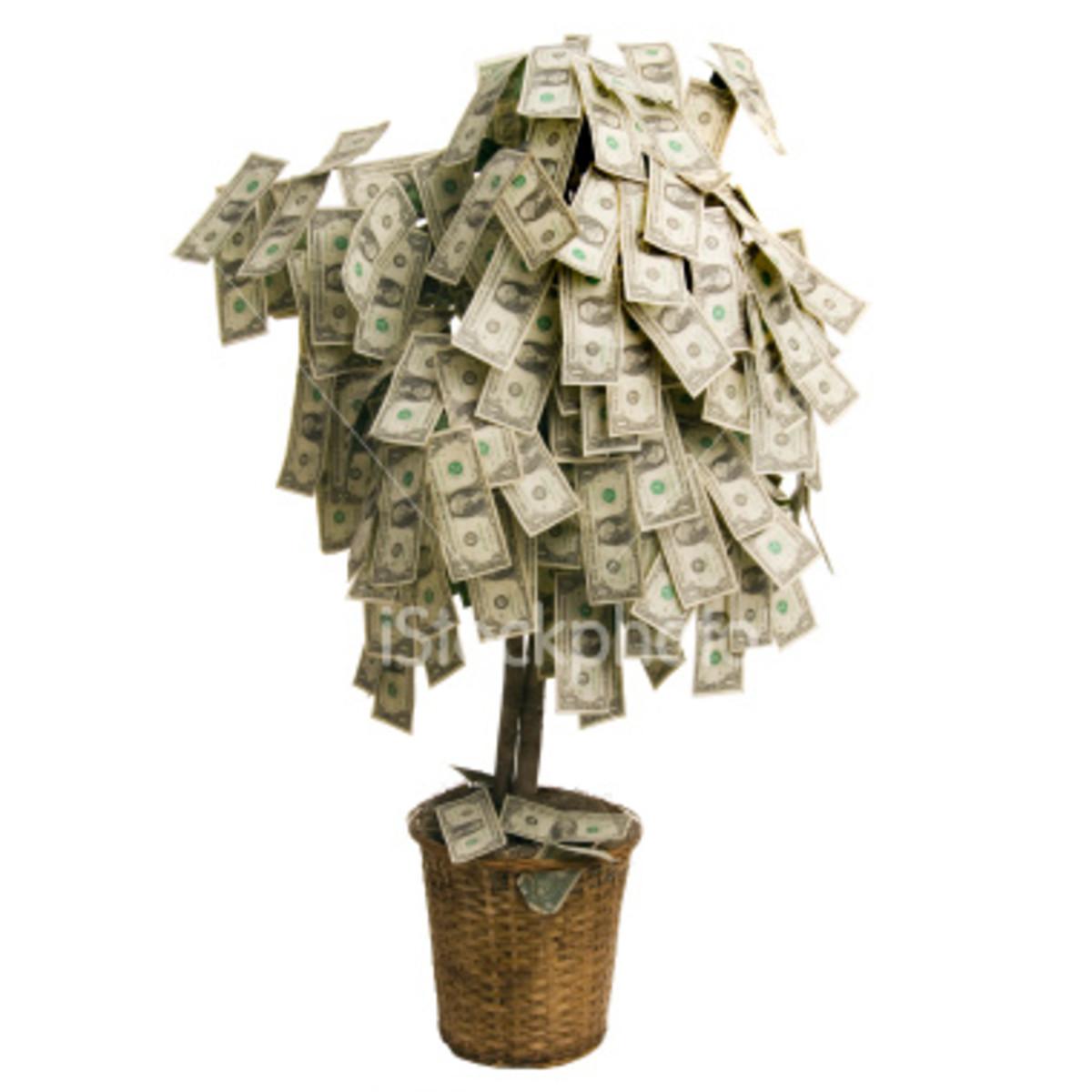 2012 prophecies = money trees. Trust me on this.