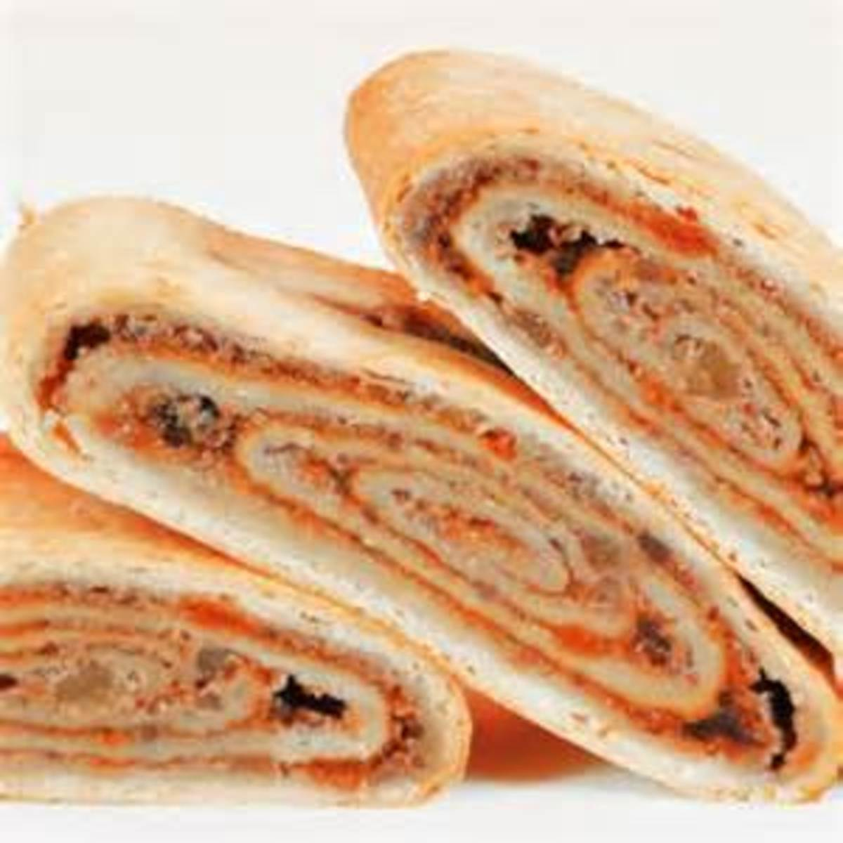Apricot Roll Variation
