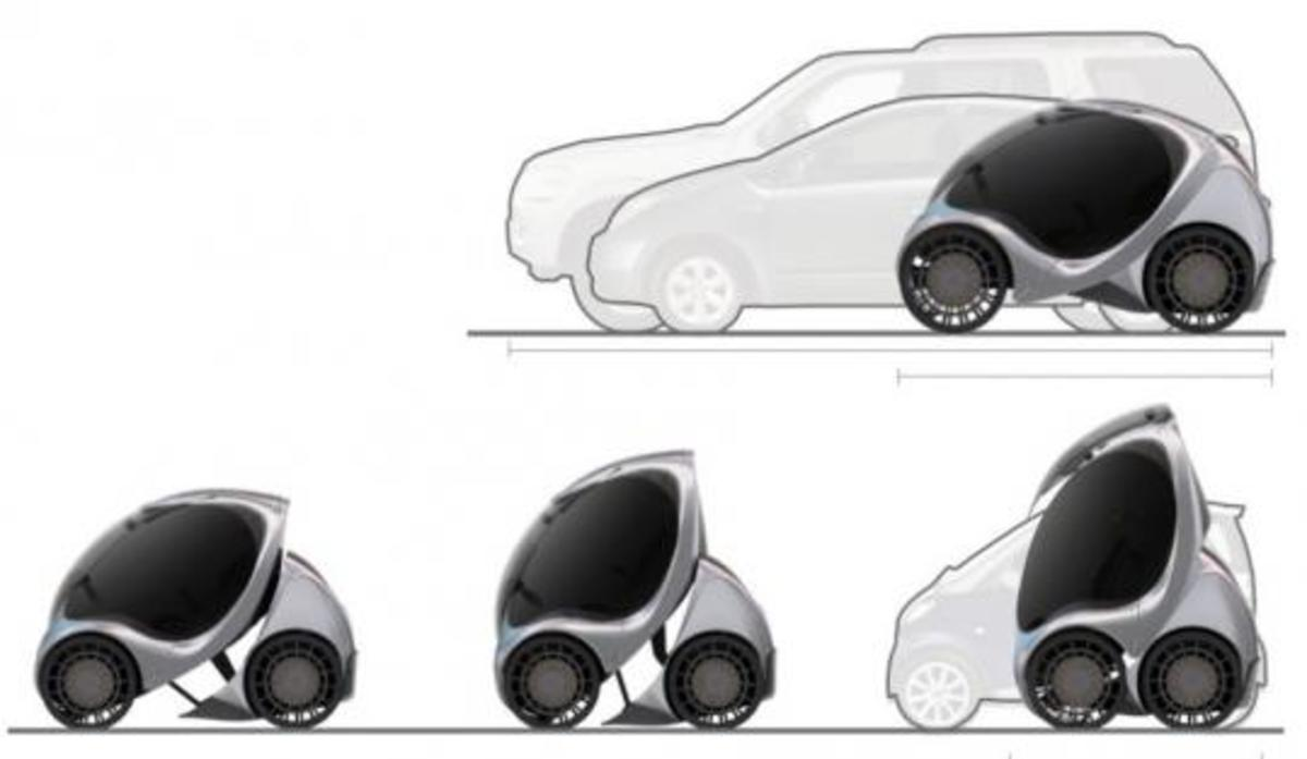 """Will LARK/MIT Lab: Smart Cities GROUPMIT is Submitting a proposal to build a network of stackable car in a city in Asia. The University""""s initiative is focused on solving transportation problems. Changing reality and new real reality"""