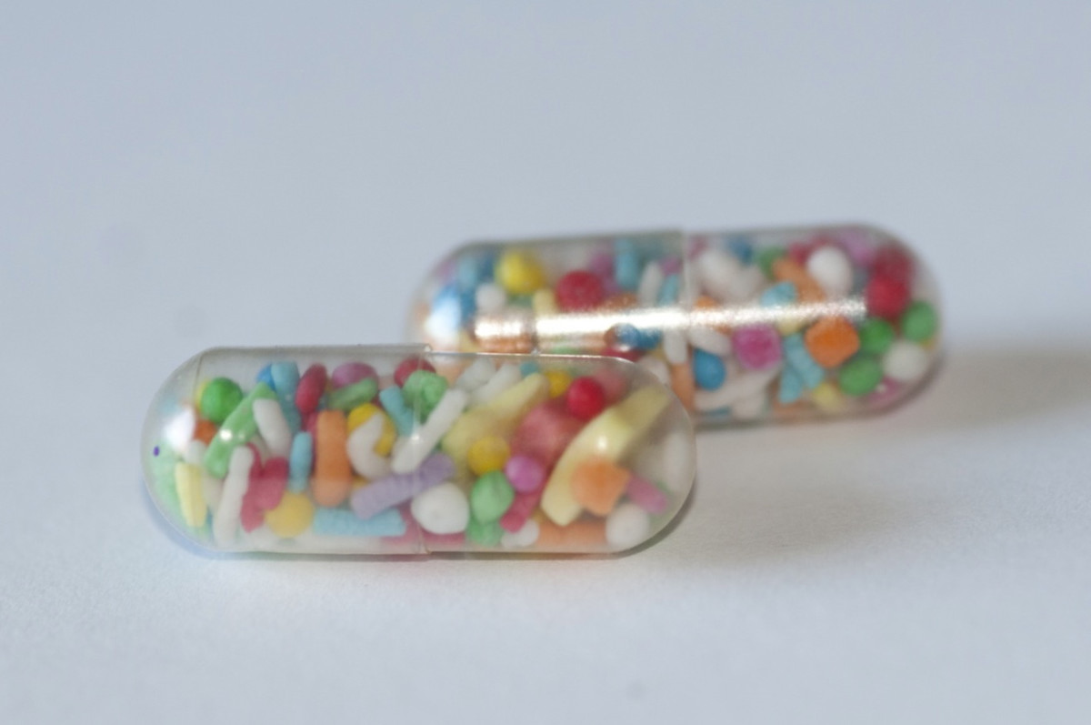 It is supposed to be the future, where is my food in pill form? Oh, it's right here