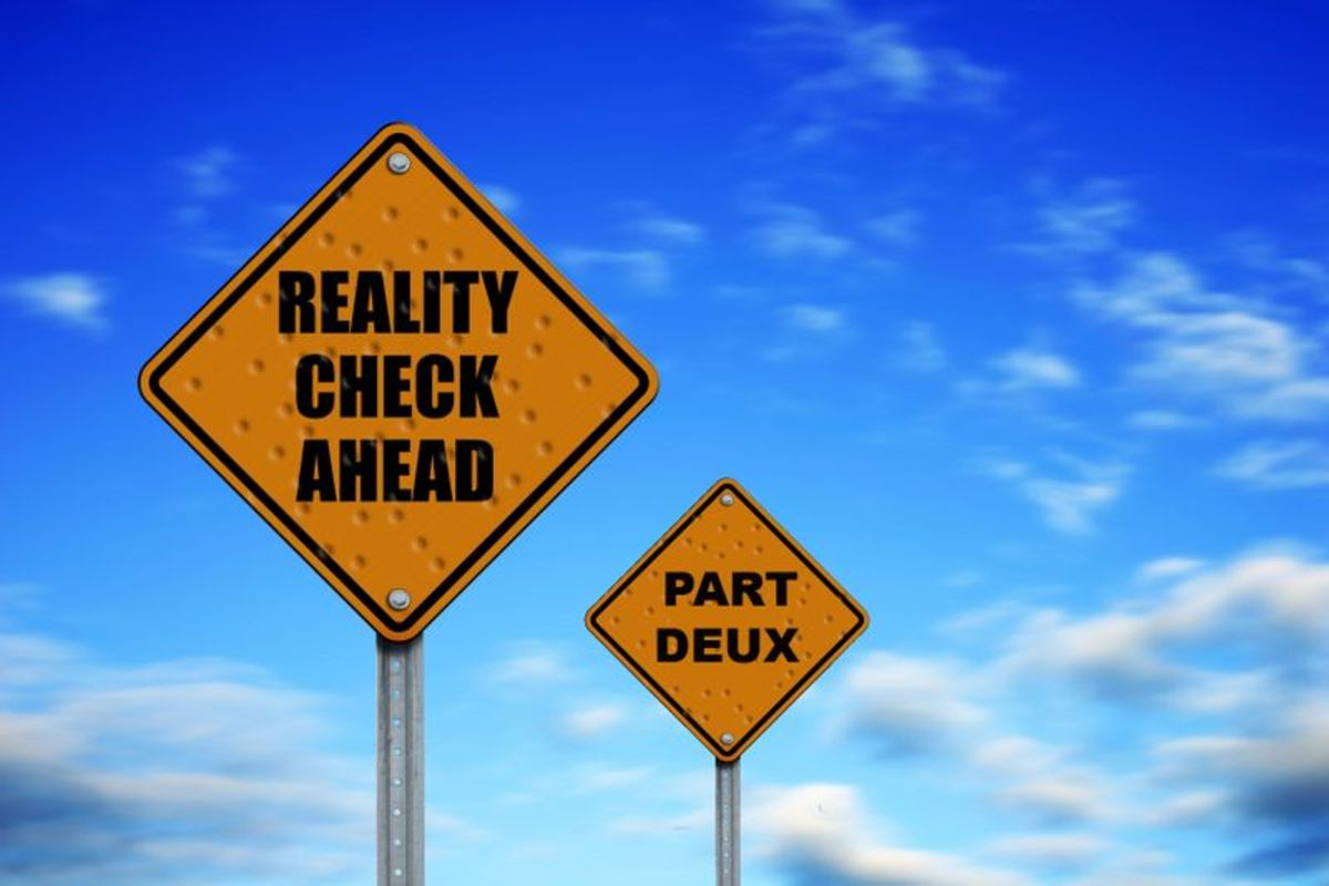 Reality Check is one of the most desperately needed realities by today's consumers of the media