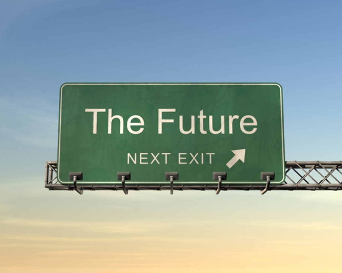 What does 'The Future' look like to you?