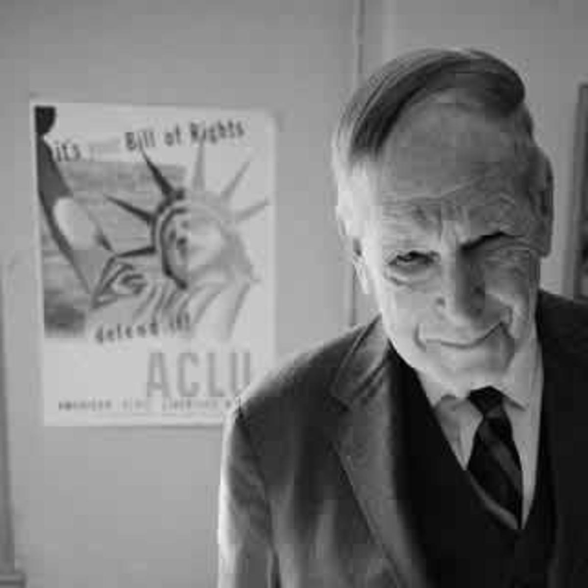 ROGER BALDWIN THE FOUNDER OF THE ACLU; AN AVOWED COMMUNIST