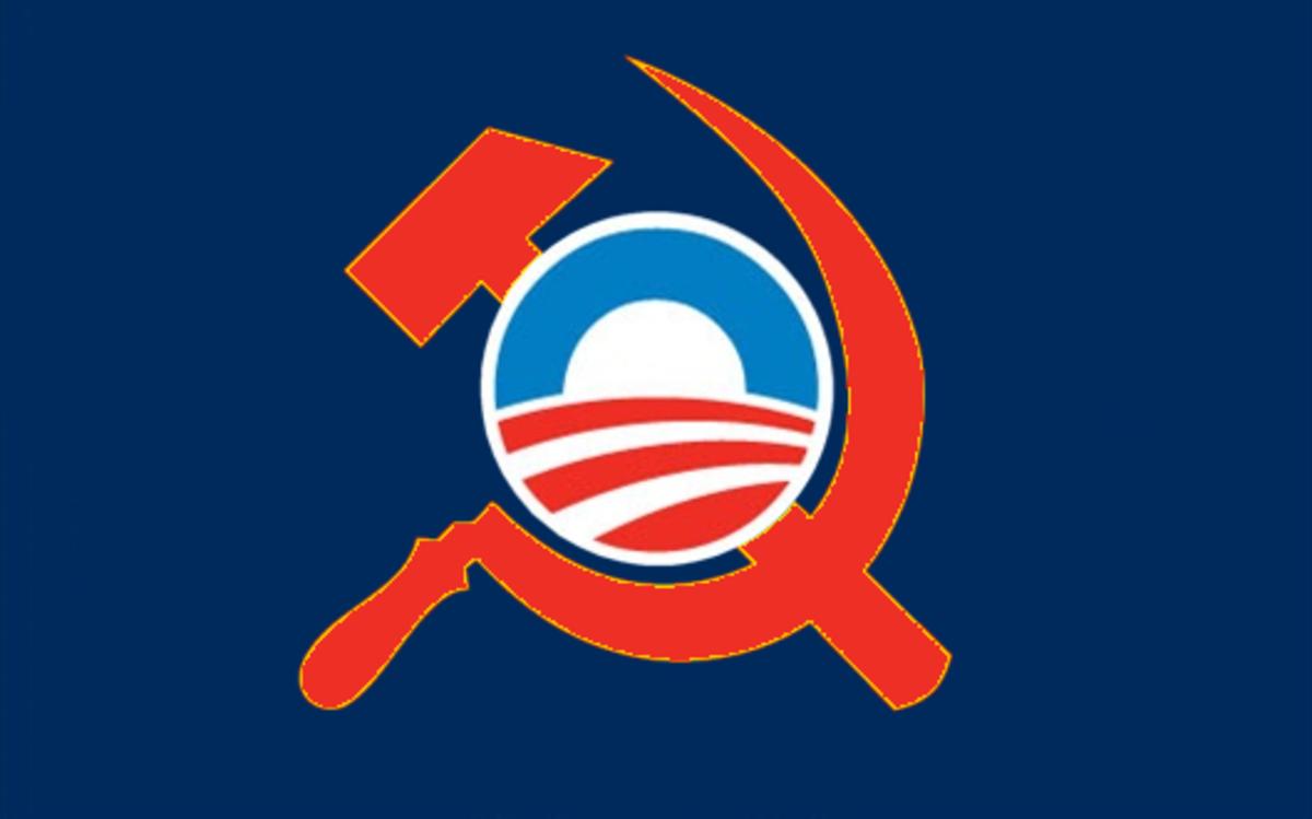 NEW FLAG OF AMERIKA