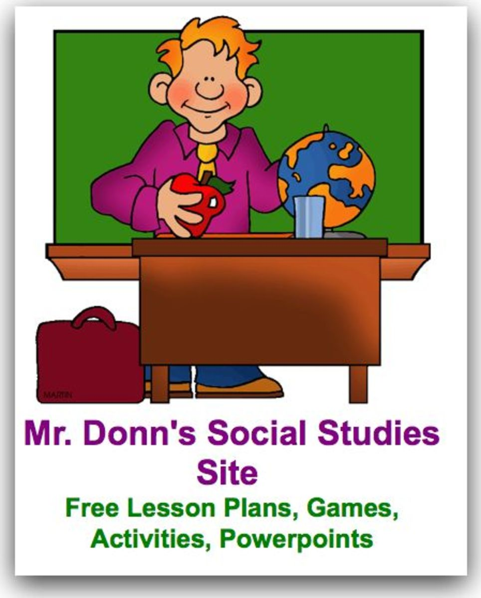 Mr. Donn Social Studies Lessons