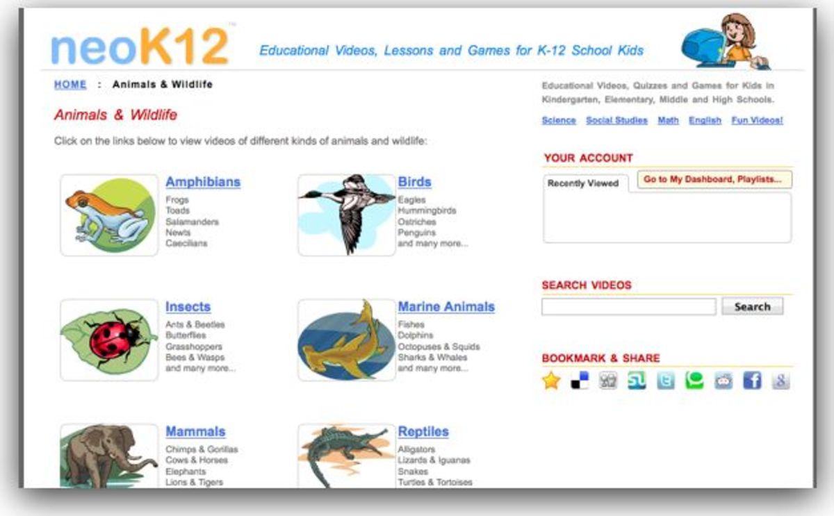 neo K-12 Videos