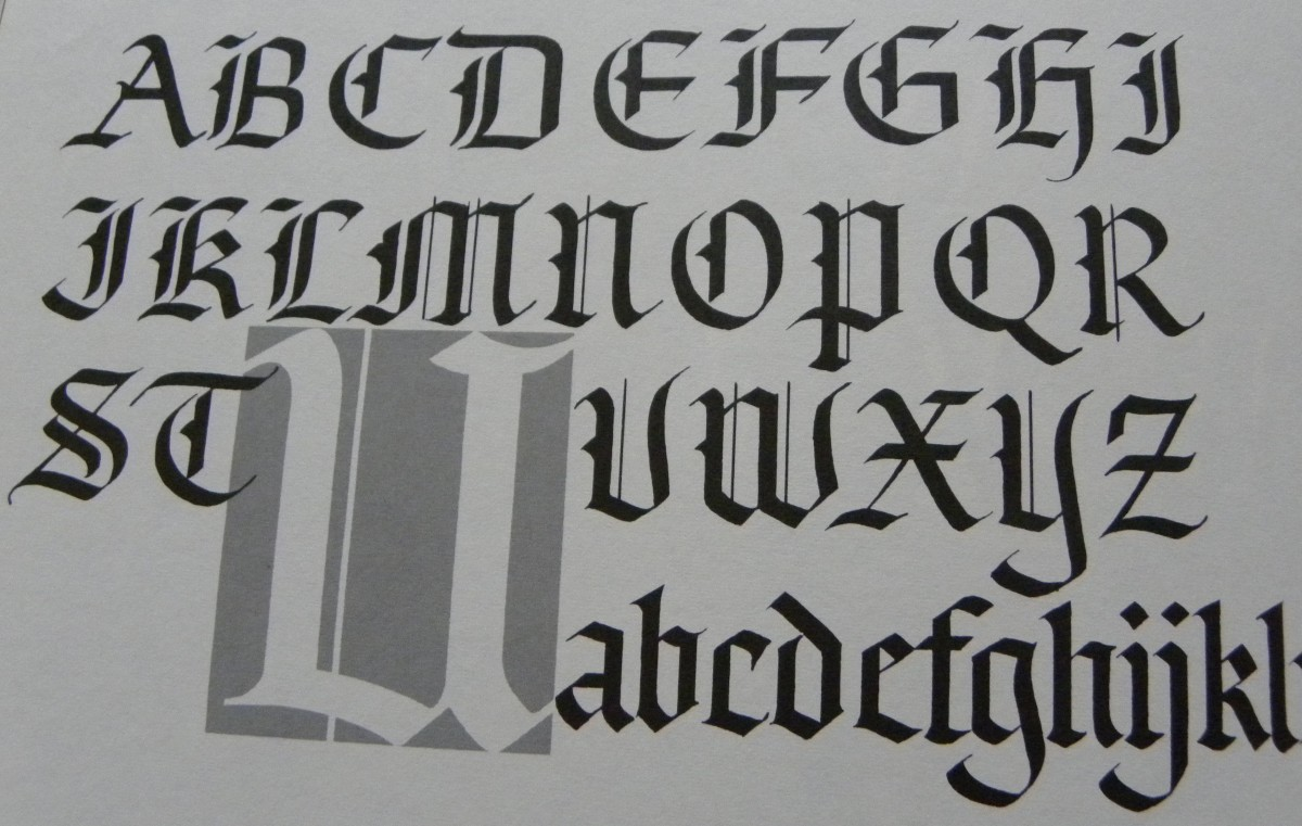 Old English (Blackletter)