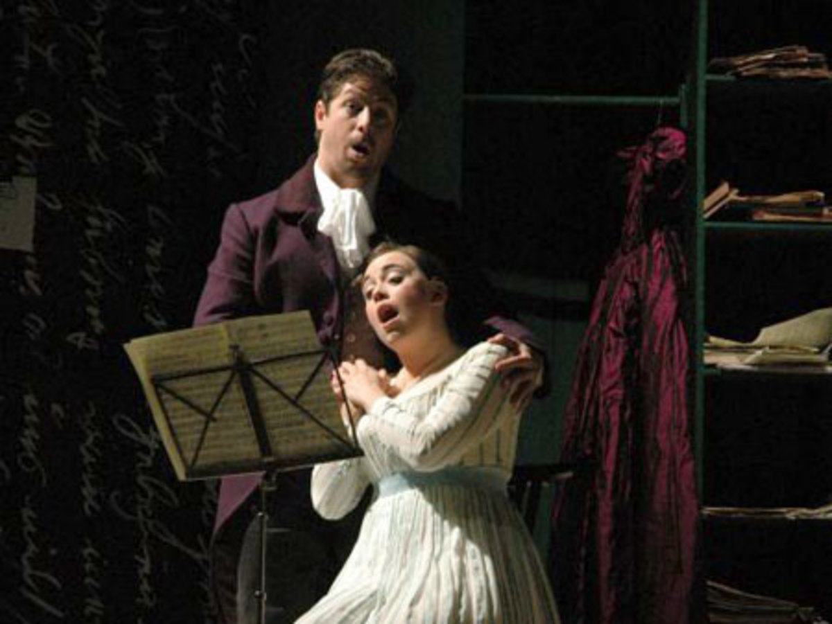 Tales of Hoffman by Offenbach