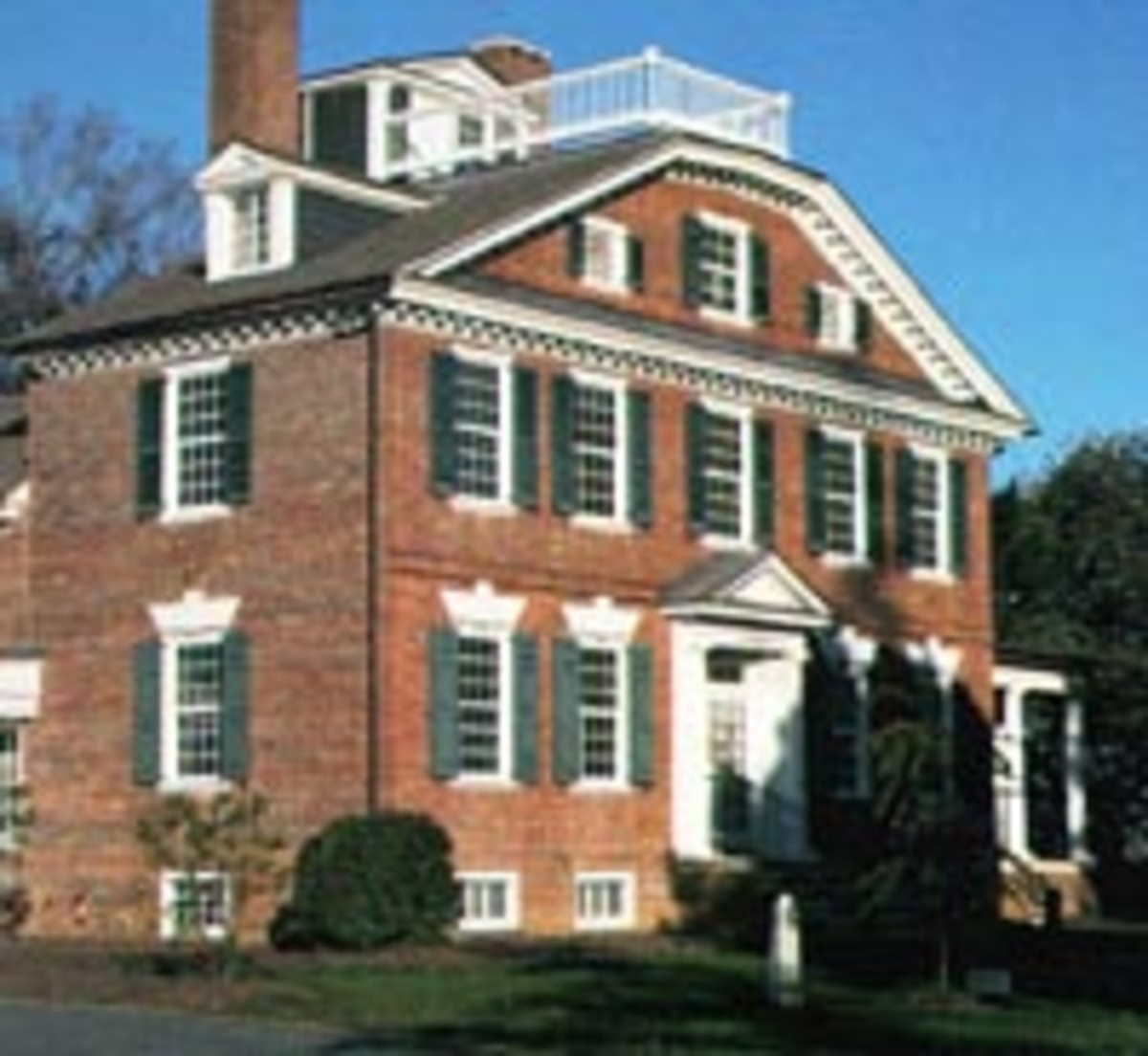 Belmont Hall in Smyrna, DE