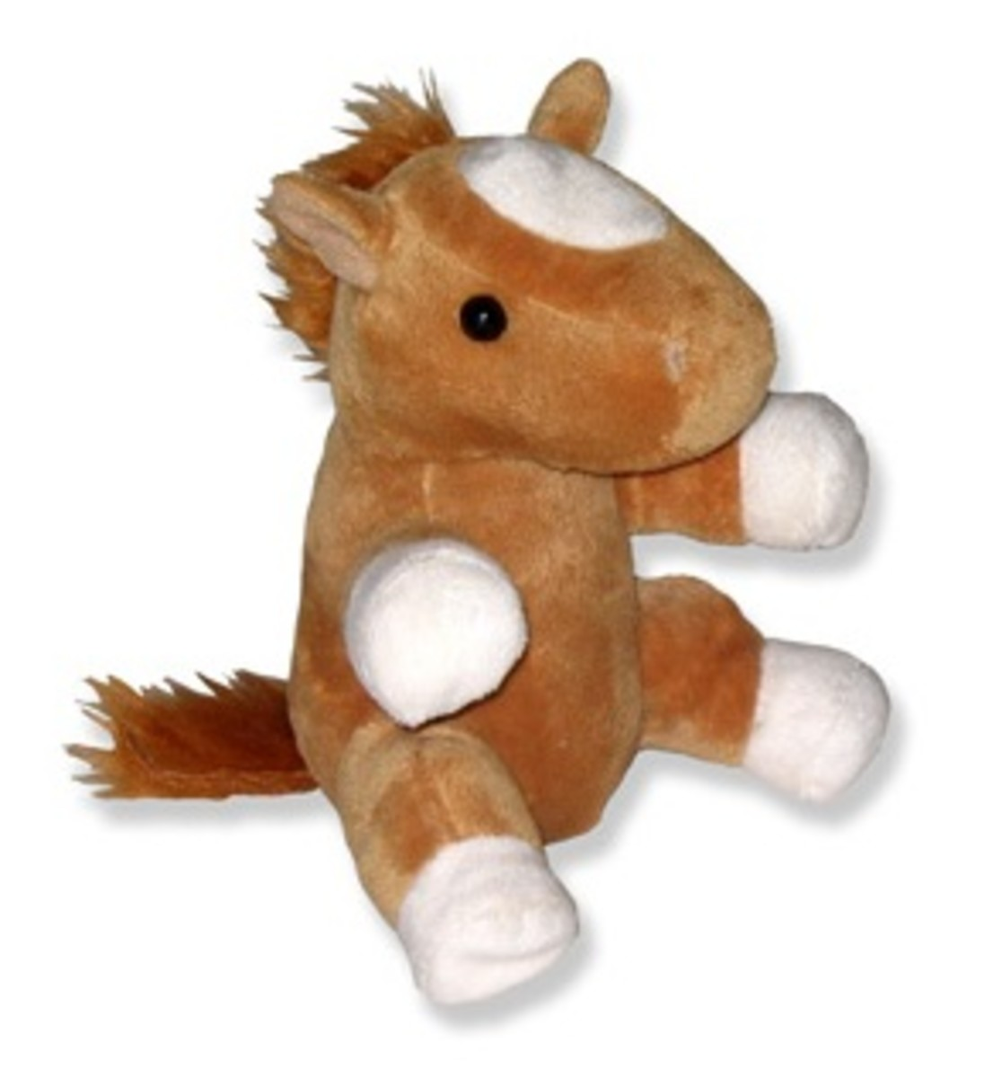 "8"" Stuffable Horse available from www.ThePartyAnimal.org"