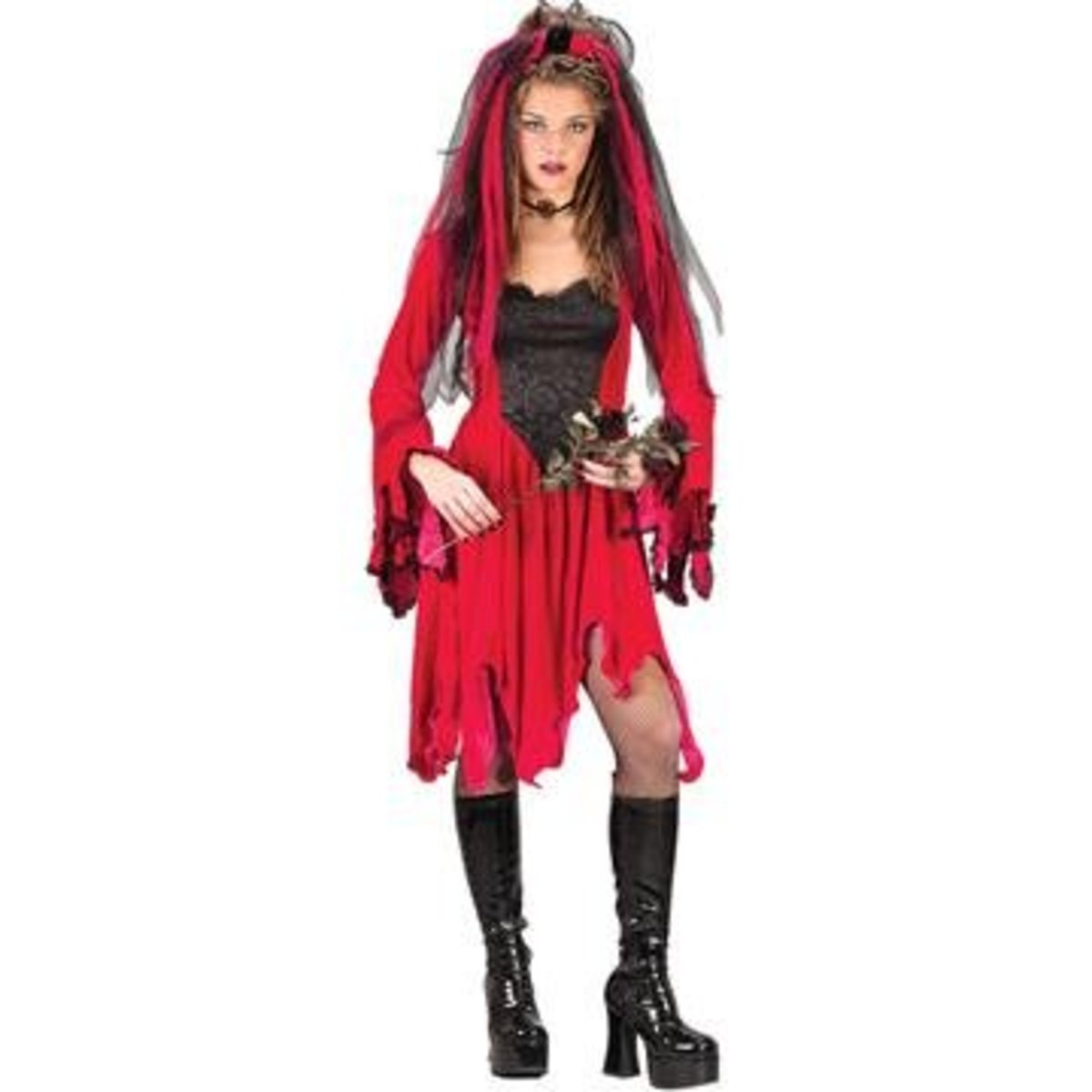 Easy Gothic Costumes Gothic Devil's Costume For