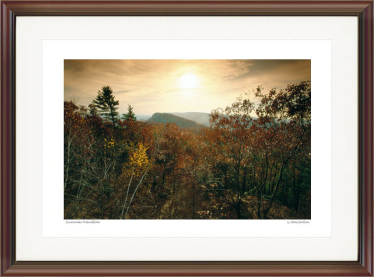 Autumn Copes View. Courtesy G. Steve Jordan. Gallery #40.