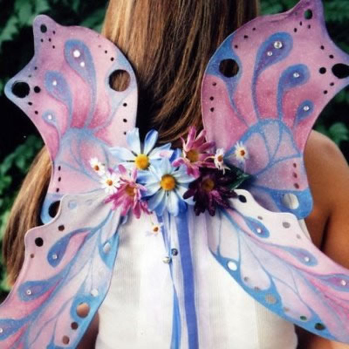 Do It Yourself Fairy Costume