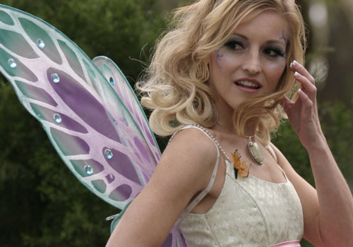 Do it yourself fairy costume hubpages inspiration photos solutioingenieria Gallery