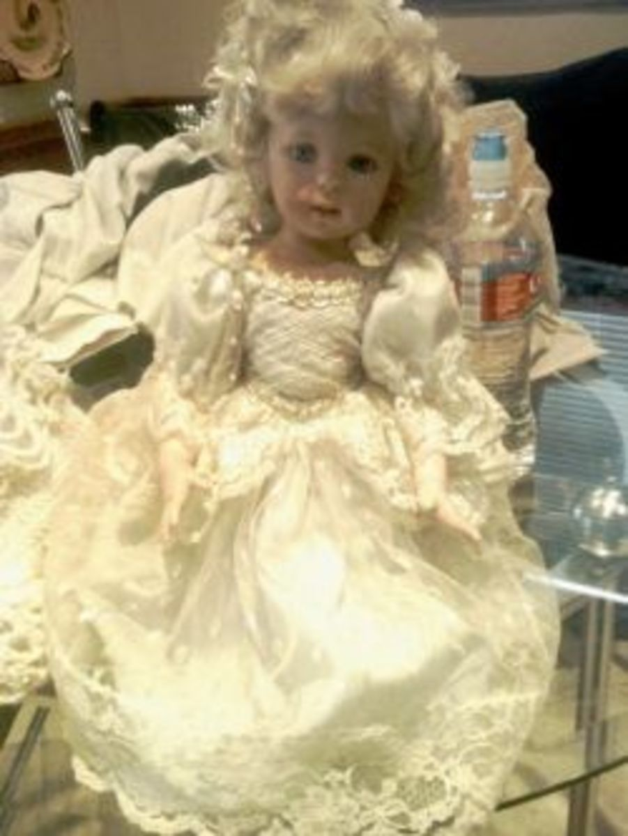Cursed Baby Doll. Photo copyright 2008 Denise Alvarado, All rights reserved worldwide.