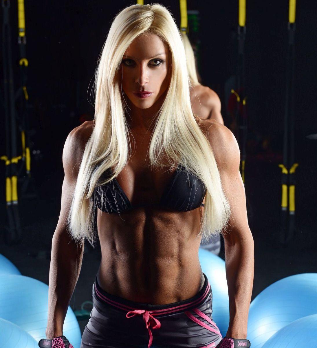 Katalin Jasztrab - Female Fitness