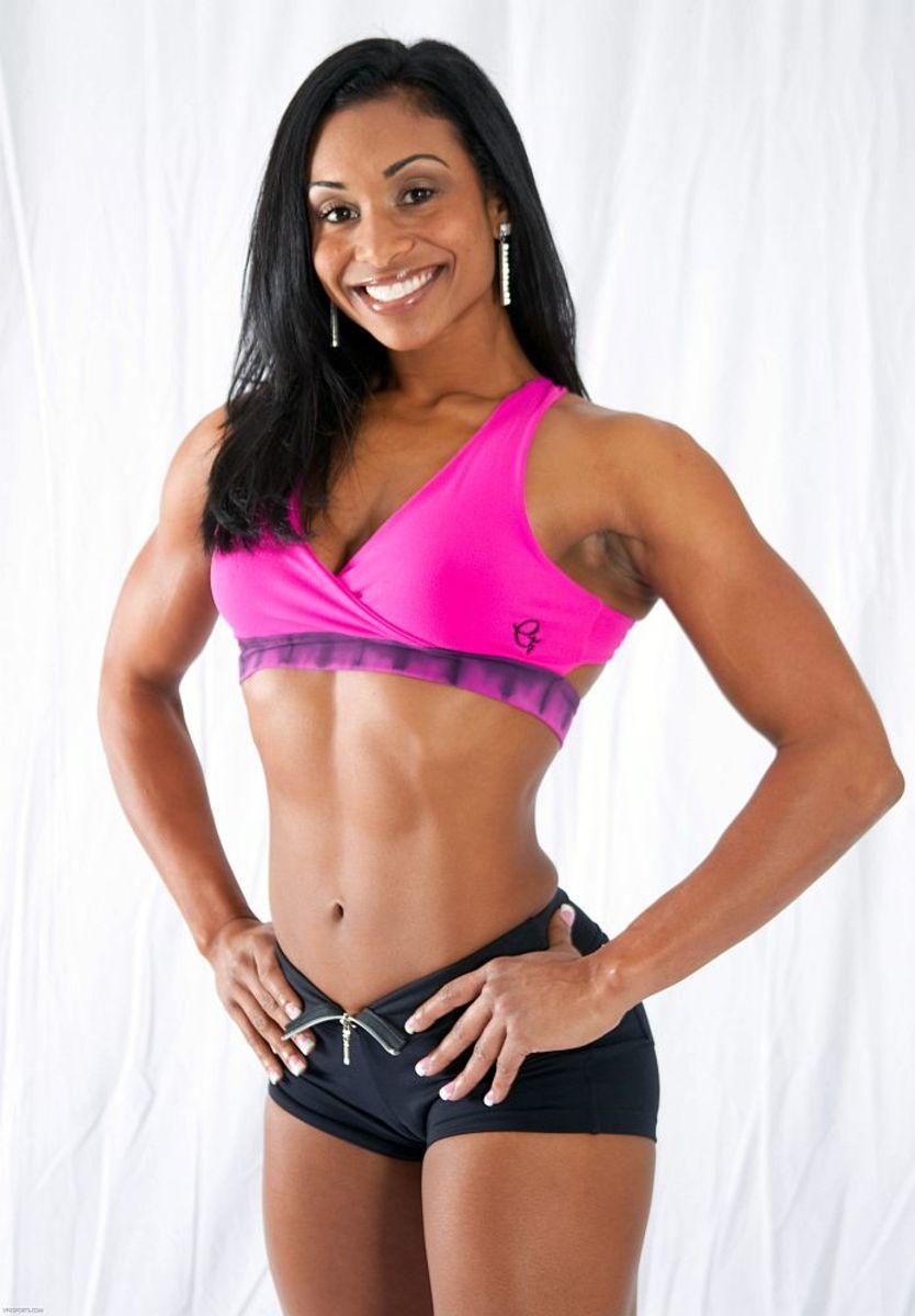 IFBB Figure Pro and Figure Olympia competitor Kamla Macko