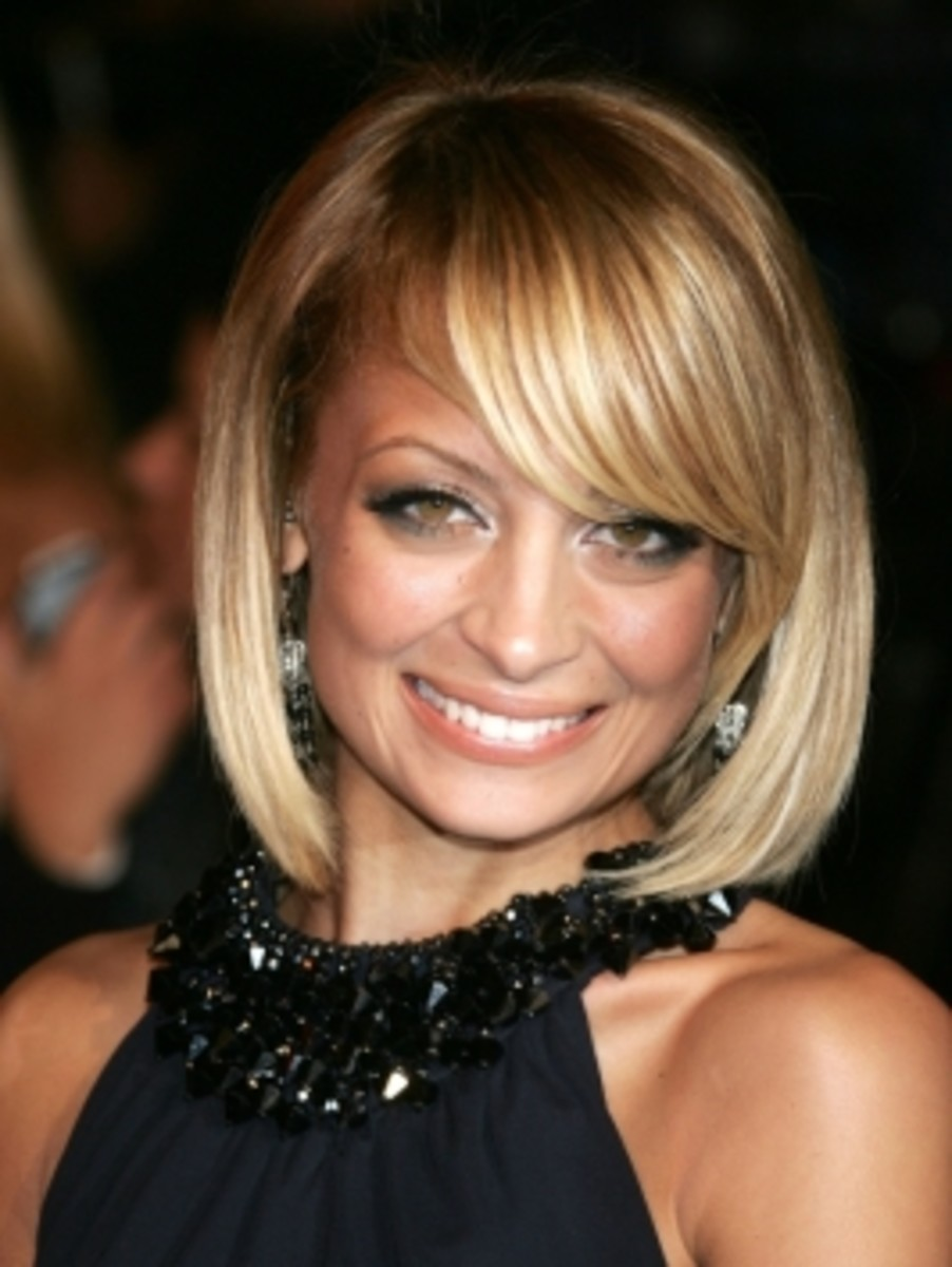 bob haircut pictures for women