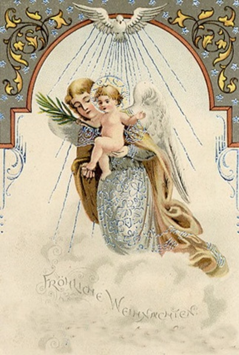 Angel Christmas Cards | HubPages