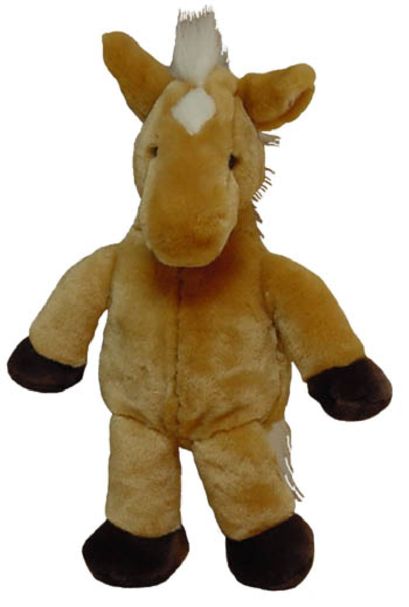"""15"""" Stuffable Horse available from www.ThePartyAnimal.org"""