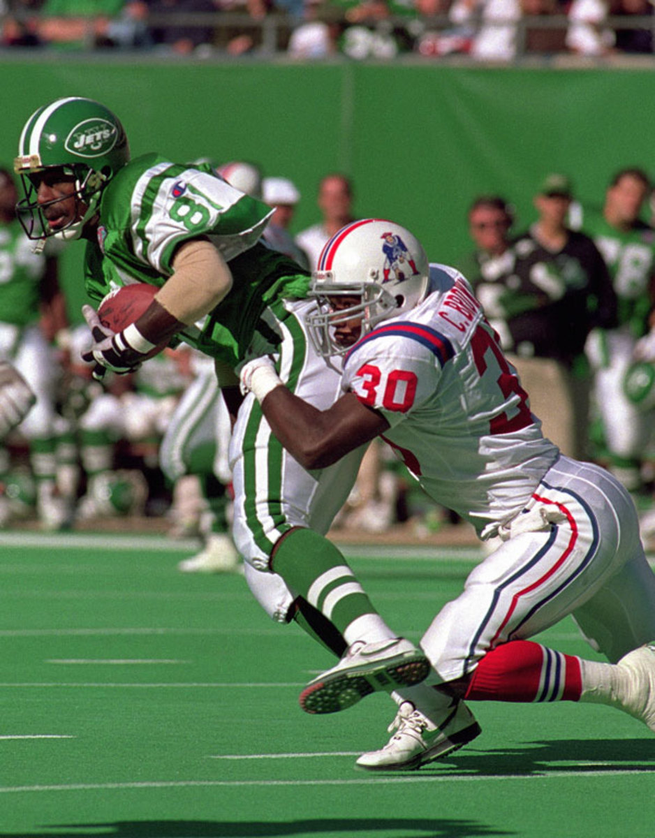 Art Monk One of the Best NY Jets Wide Receivers ever!