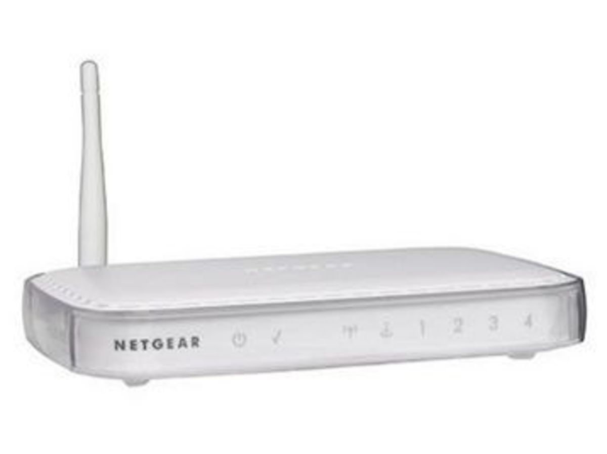 Virgin Media Wireless Router Configuration