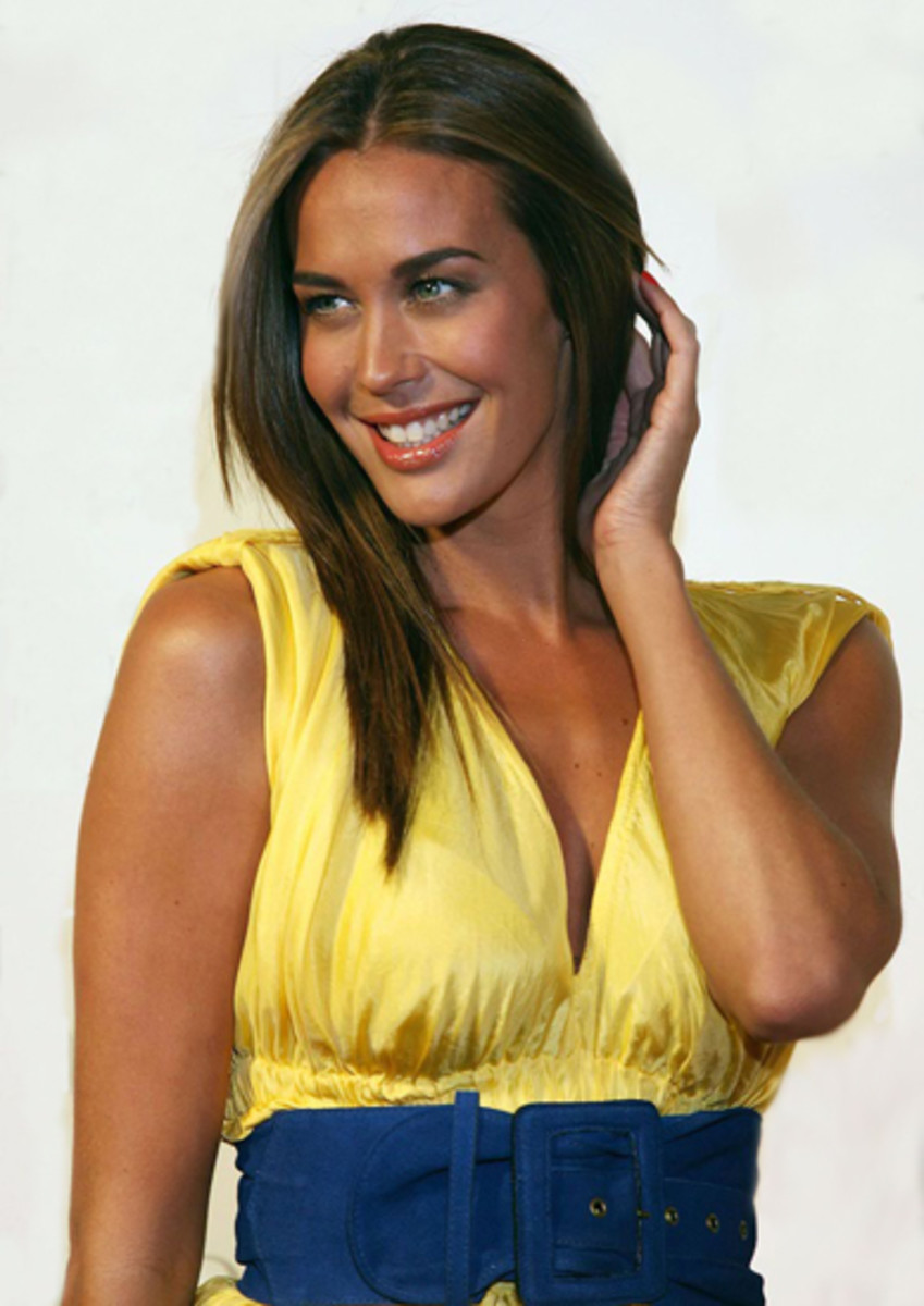 Megan Gale is a beautiful Aussie girl