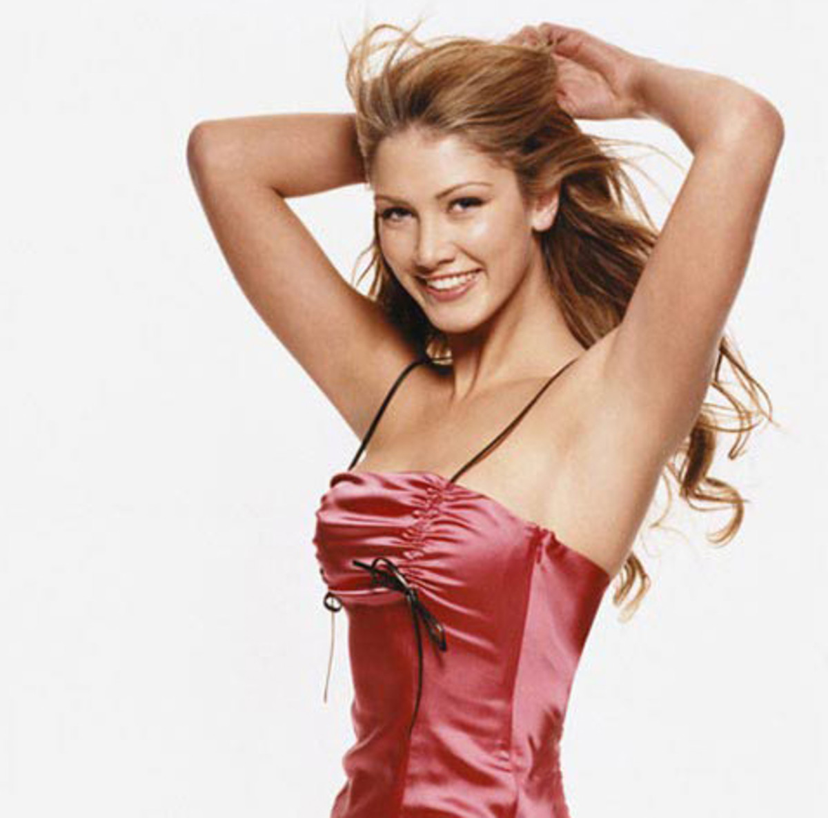 Delta Goodrem has the looks and the voice to match !