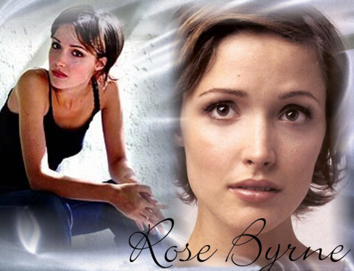 Rose Bryne Australian actress
