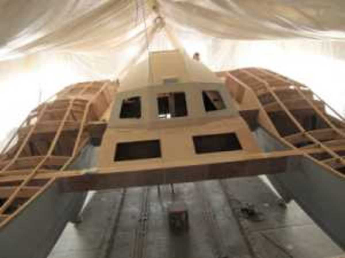 Wood Catamaran Plans PDF Woodworking