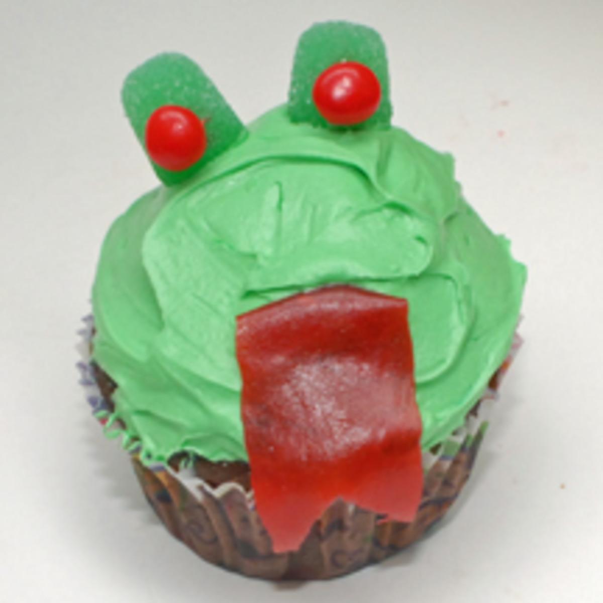 Frog Cake Mold Pan