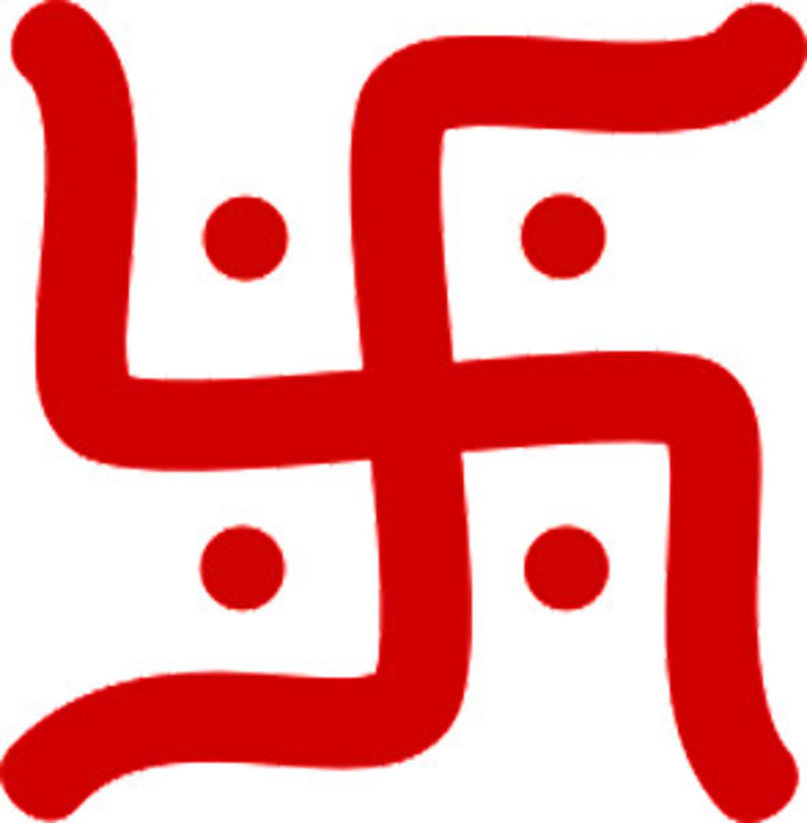 Swastika – Auspicious Symbol in Hinduism