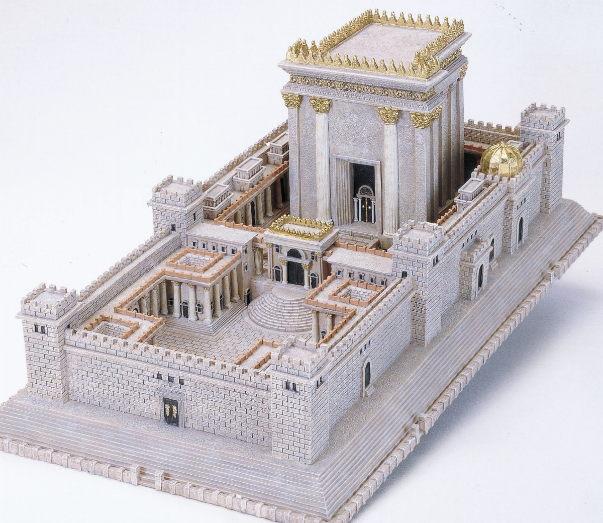 THE TEMPLE OF KING SOLOMON