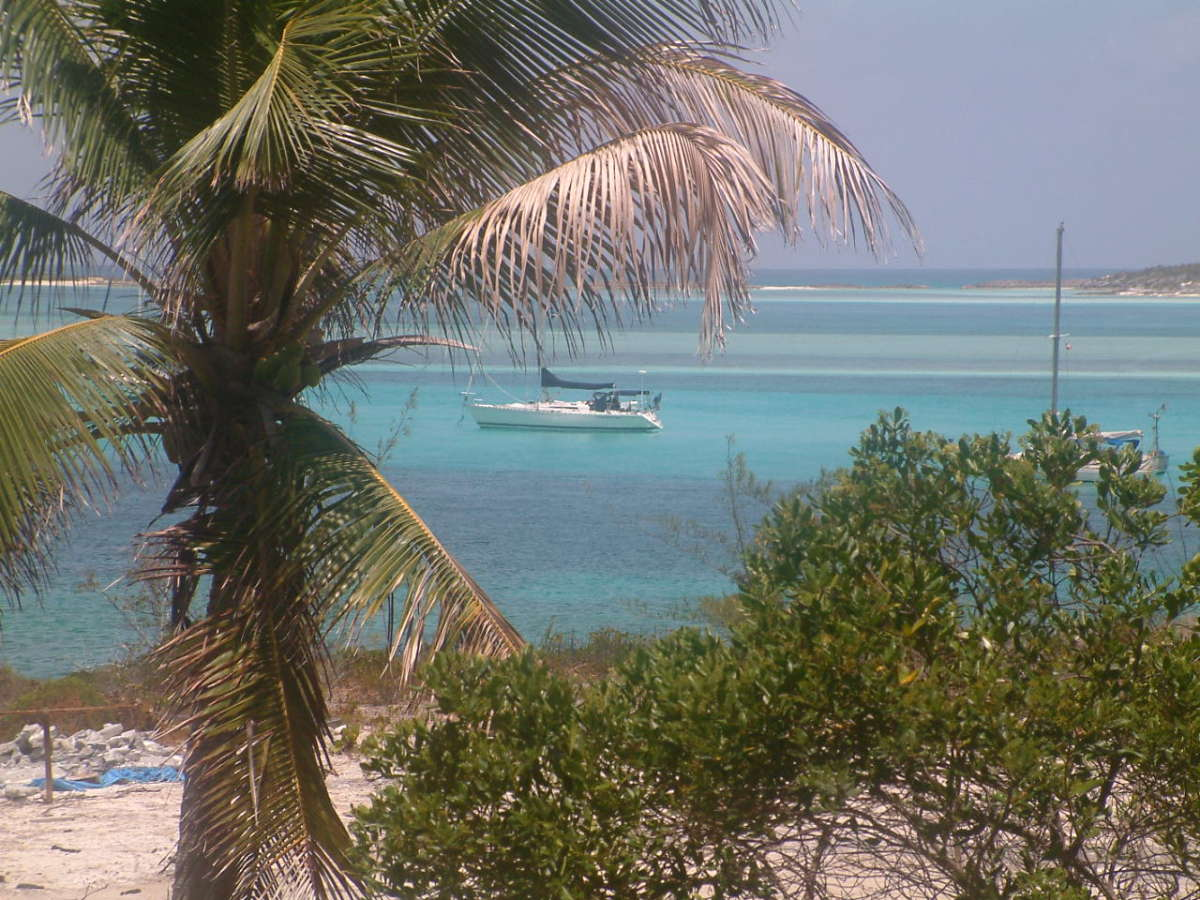 Normans Cay Bahamas   210 miles off Florida Coast  Purchased and used as base for Lehders smuggling Operation