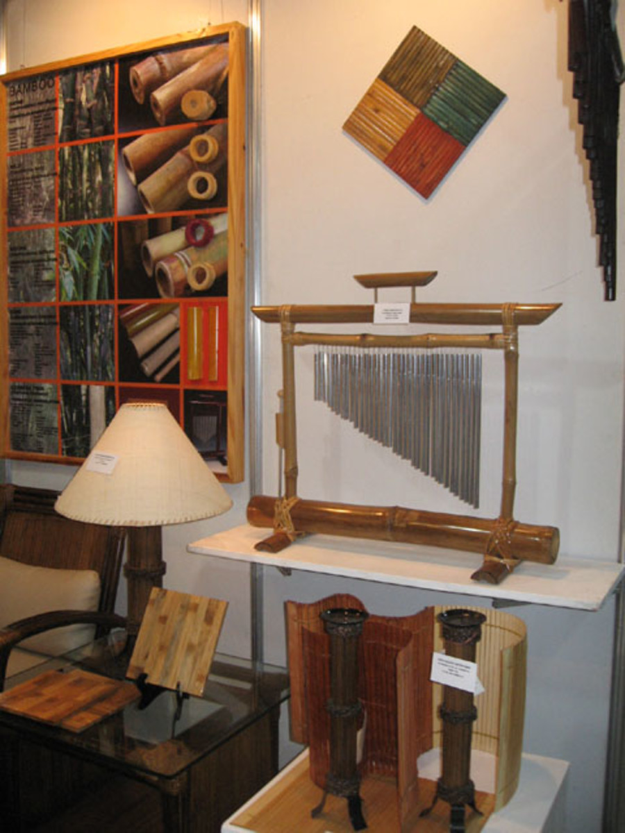 Types Of Philippine Handicraft Industry Hubpages
